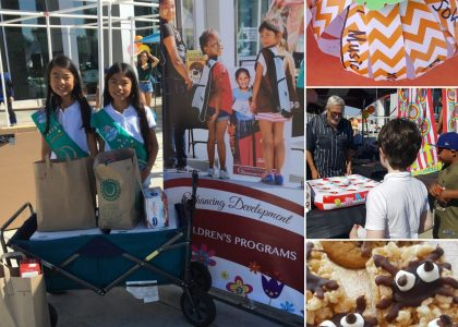 Community's Child – Brown Bag event