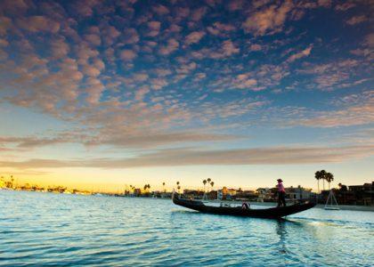 Win a Gondola Getaway in Long Beach