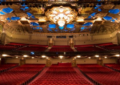 4 Orchestra Seats to a Show at the Pantages Theater