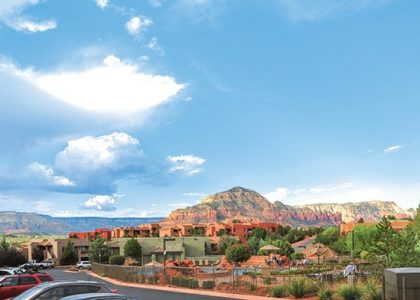 California Dreamin' Sedona Summit Resort Stay