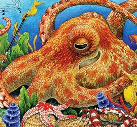 """2020 Spring Event: """"An Octopus's Garden"""""""